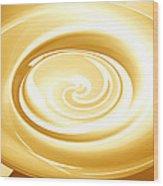 Moveonart Goingforgold Wood Print