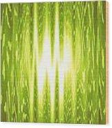 Moveonart Gowhenyoucango Wood Print
