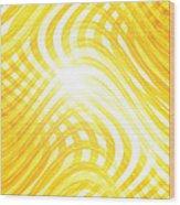 Moveonart Higherlightandwaves Wood Print