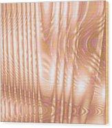 Moveonart Illuminatedoutlook Wood Print
