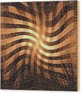 Moveonart Lightcomingthrough Wood Print