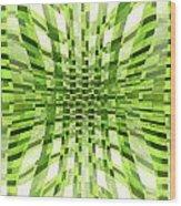 Moveonart Moveoninzone Wood Print