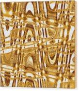 Moveonart Mysteryunsolved Wood Print