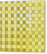 Moveonart Yesforyellow Wood Print