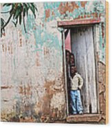 Mozambique - Land Of Hope Wood Print
