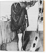 Mozart: Don Giovanni Wood Print
