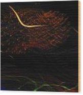 Multi Firework Wood Print