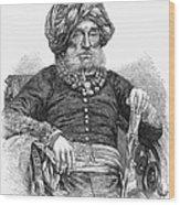 Mummadi Krishnaraja Wadiyar Wood Print