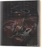 Murder By Jrr Wood Print