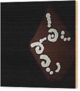 Muse 5 Wood Print