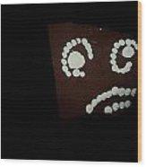Muse 8 Wood Print