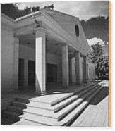 Museum Of Natural History In Larnaca Republic Of Cyprus Europe Wood Print