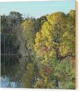 My Autumn Splendor Wood Print