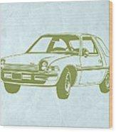 My Favorite Car  Wood Print