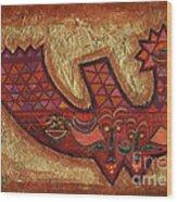 My Hoopoe Wood Print