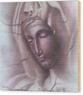 My Mary Wood Print
