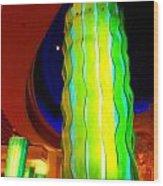 My Vegas Caesars 26 Wood Print by Randall Weidner