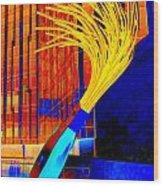 My Vegas City Center 30 Wood Print by Randall Weidner