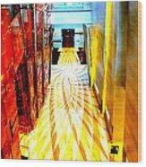 My Vegas City Center 43 Wood Print by Randall Weidner