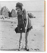 Myrtle Lind (1901-1966) Wood Print
