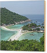 Nangyuan Island Wood Print