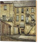 Napanee High Rise Wood Print