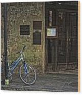 Napoleon House New Orleans Wood Print