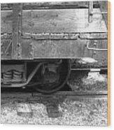 Narrow Gauge Train 2 Wood Print