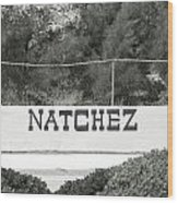 Natchez Wood Print