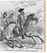 Nathan Bedford Forrest (1821-1877) Wood Print
