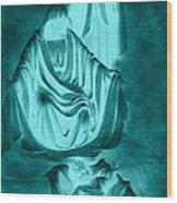 Nativity Wood Print by Lourry Legarde