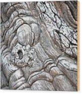 Natural Abstract 11 Wood Print