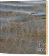 Natural Lines Wood Print