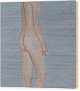 Nature Girl 2 Wood Print