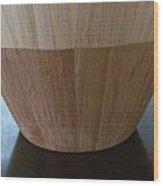 Navajo Bowl Two Wood Print