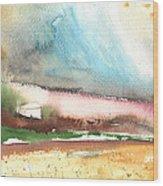 Navalperal De Pinares 01 Wood Print