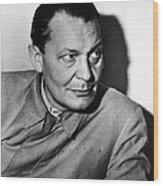 Nazi War Criminal Hermann Goering, Ca Wood Print by Everett