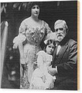 Nellie Melba 1859-1931, Popular Opera Wood Print