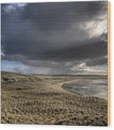 Nephin Wood Print by Marion Galt