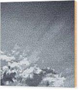 Neptune Sky Wood Print