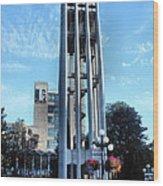 Netherlands Centennial Carillon Wood Print