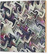 Neural Correlate Wood Print