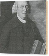 Nevil Maskelyne, English Astronomer Wood Print