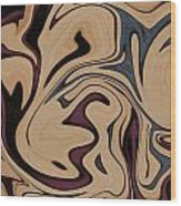 New Beginnings Wood Print
