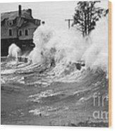 New England Hurricane, 1938 Wood Print