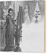 New York: Artist, 1882 Wood Print