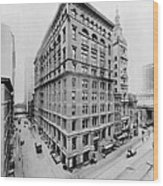 New York City - Western Union Telegraph Building Wood Print