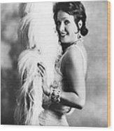 New York Nights, Norma Talmadge, 1929 Wood Print by Everett