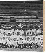 New York Yankees, C1921 Wood Print