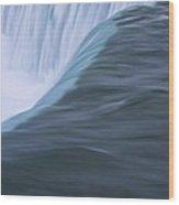 Niagara Horseshoe Falls Ontario. No 86 Wood Print
